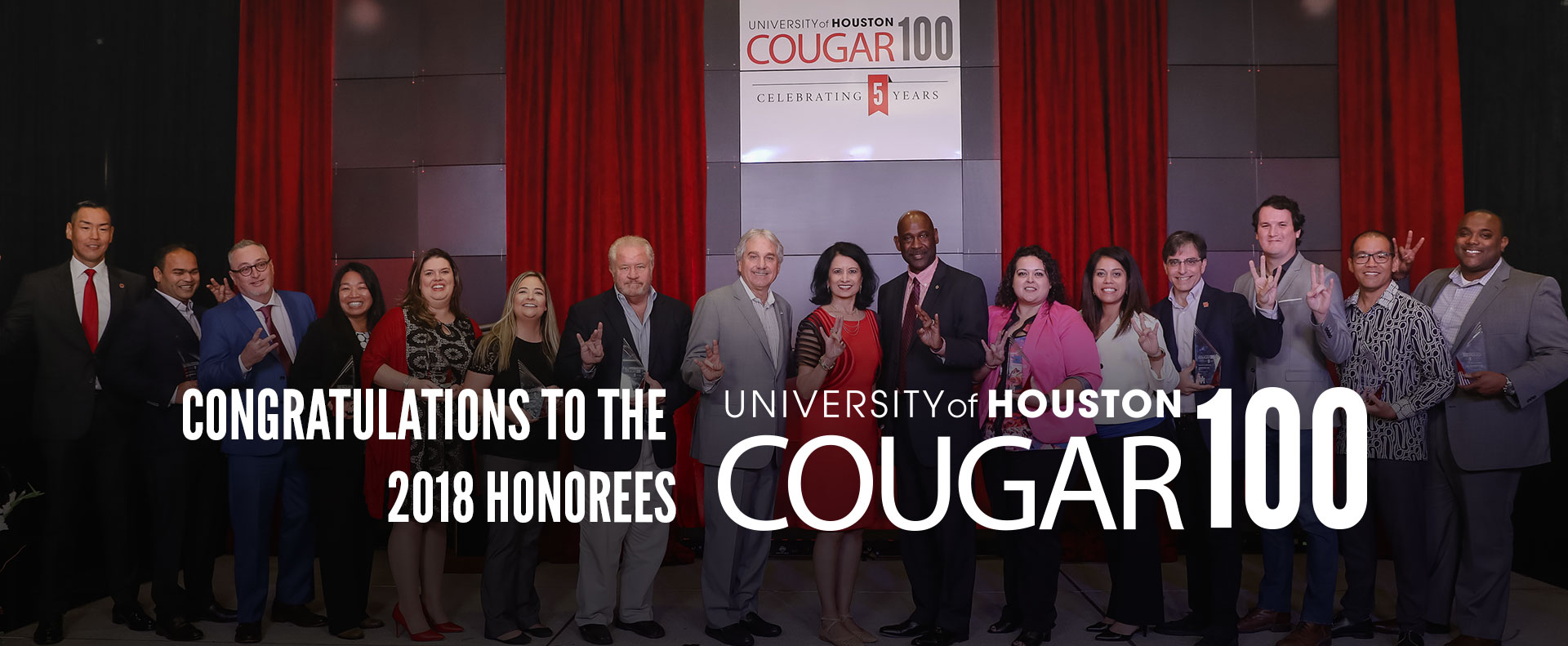 cougar 100 2018 winners