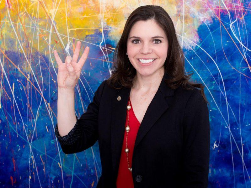 Stacy Peterson, Treasurer
