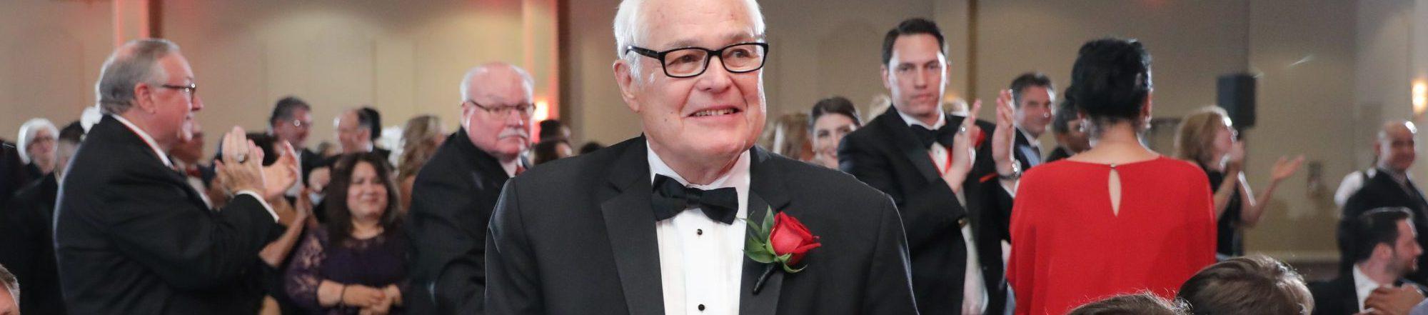 Ted Estess at the UHAA Gala