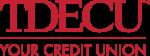 TDECU Logo_200 RED